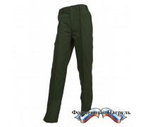 Брюки МО мужские (рип-стоп 240 г/м2, цвет зеленый)