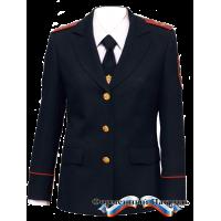 Китель Полиция женский (Ш/К70)