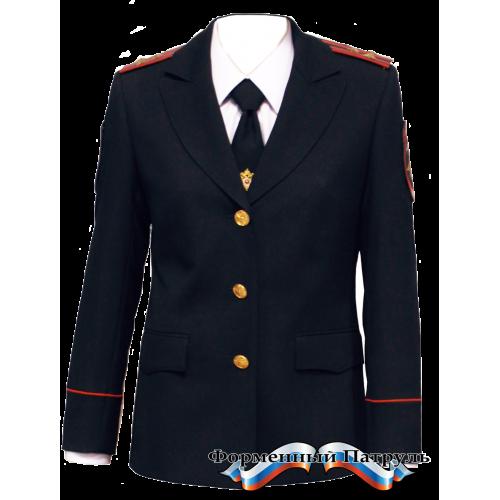 Китель Полиция женский (Ш/К75)