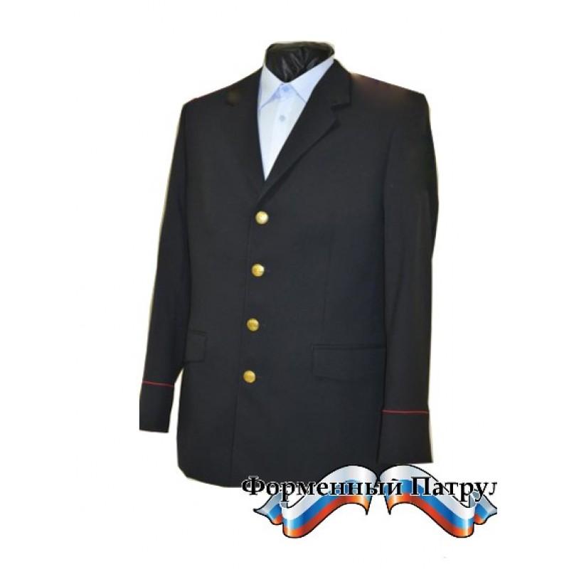 ded1059a5cb5 Купить Китель Полиция мужской (Ш К75) оптом и в розницу