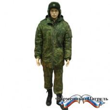 Куртка ВКПО зимняя (Бушлат) (таслан, цвет пиксель)