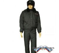 Куртка Полиция зимняя укорочённая
