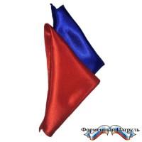 Платок форменный к платью Полиция (красный)