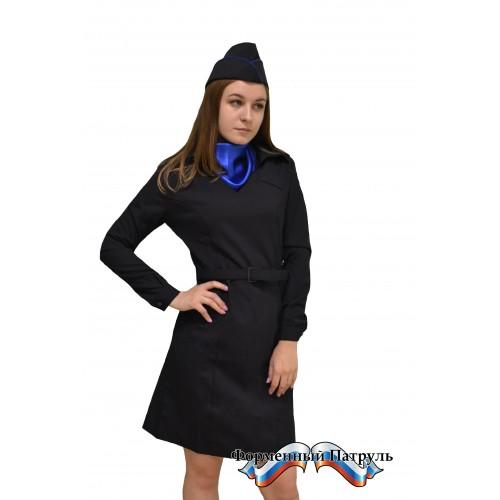 Платье Юстиция с длинным рукавом (Пикассо)