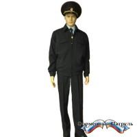 Костюм Полиция мужской (Габардин)