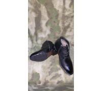 Ботинки  зимние кожа/нат.мех ( код 1180 )