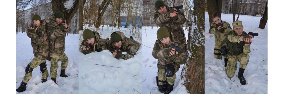 "РОСГВАРДИЯ ""ЗЕЛЁНЫЙ МОХ"""