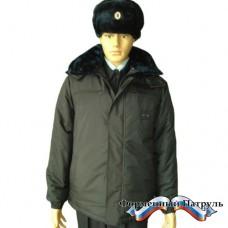Костюм зимний Полиция (Куртка + Полукомбинезон)