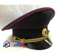 Фуражка Полиция (Габардин)