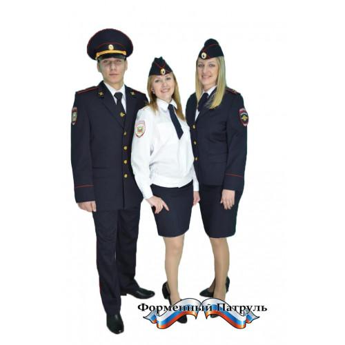 Китель Полиция мужской (Ш/К75)
