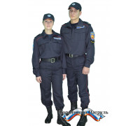 Костюм Полиция (ППС) тип-А в заправку (Поливискоза)