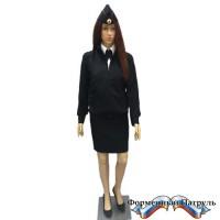 Куртка Полиция женская (Ш/К75)