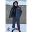Куртка Полиция демисезонная удлиненная (рип-стоп на мембране/стежка)